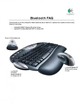 Logitech G700 Bluetooth