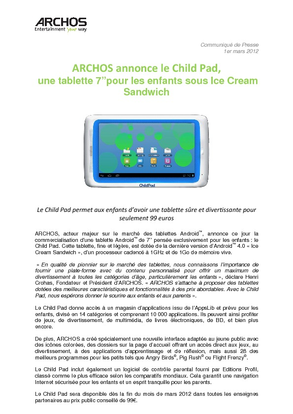 http%3A%2F%2Fwww.archos.com%2Fcorporate%2Fpress%2Fpress_releases%2FARCHOS_ChildPad_FR.pdf