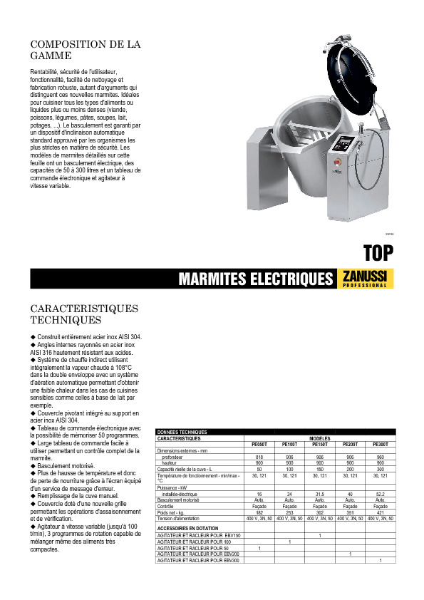 http://tools.professional.electrolux.com/Mirror/Doc/MAD/ZANUSSI/French/BBBC1.pdf