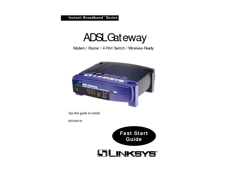 http://downloads.linksys.com/downloads/quickinstall/befdsr41w_qi.pdf