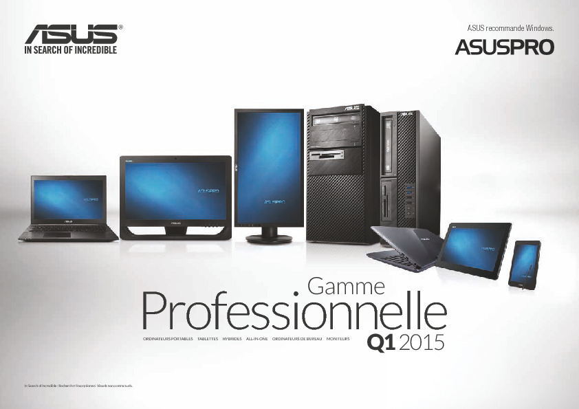 http://www.asus.fr/catalogue/Pro/CataloguePRO-2015.pdf