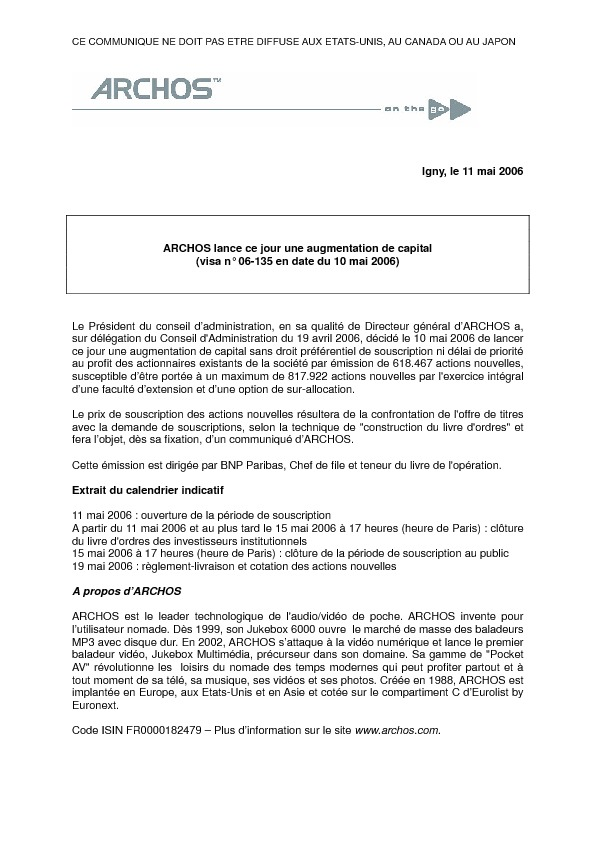 http://www.archos.com/corporate/investors/financial_doc/Communique_Lancement_de_l_operation_d_augmentation_de_capital.pdf