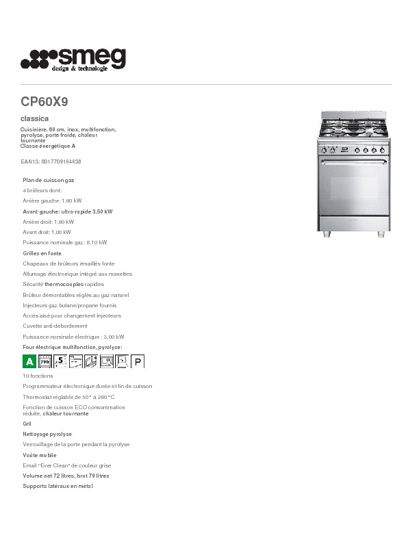http://www.smeg.fr/Catalogue/Product/Pdf/CP60X9.pdf