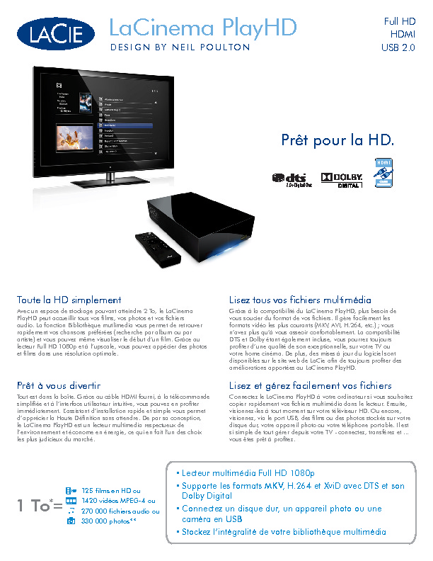 https://www.lacie.com/files/lacie-content/datasheet/DS_LaCinemaPlayHD_FR.pdf