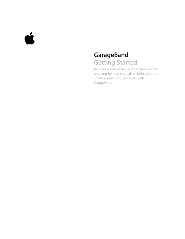 http://manuals.info.apple.com/en_US/GarageBand_08_Getting_Started.pdf