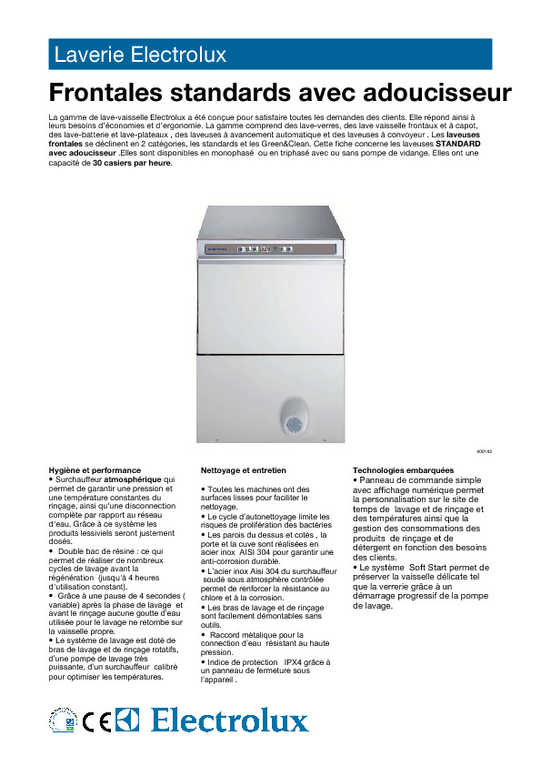 http://tools.professional.electrolux.com/Mirror/Doc/MAD/ELECTROLUX/French/IBA020.pdf