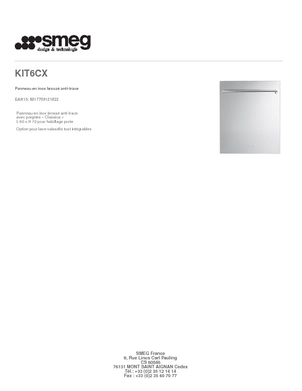 http://www.smeg.fr/Catalogue/Product/Pdf/KIT6CX.pdf