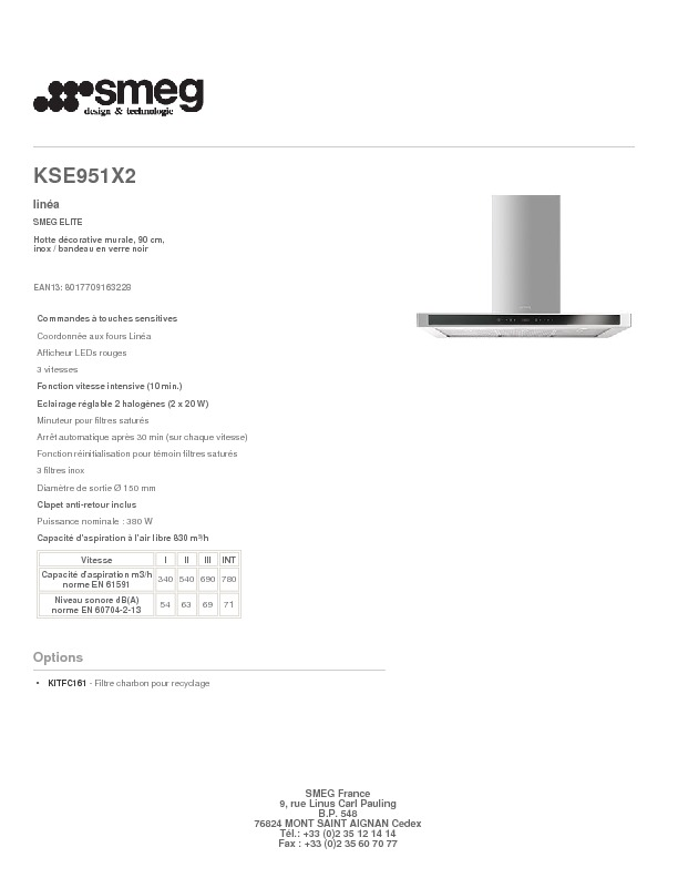 http://www.smeg.fr/Catalogue/Product/Pdf/KSE951X2.pdf
