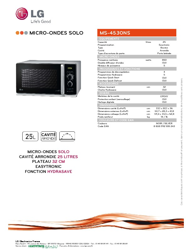 http://www.lg.com/fr/products/documents/LG-MS-4530NS.pdf