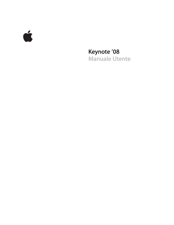 http://manuals.info.apple.com/it_IT/Manuale_Utente_di_Keynote08.pdf