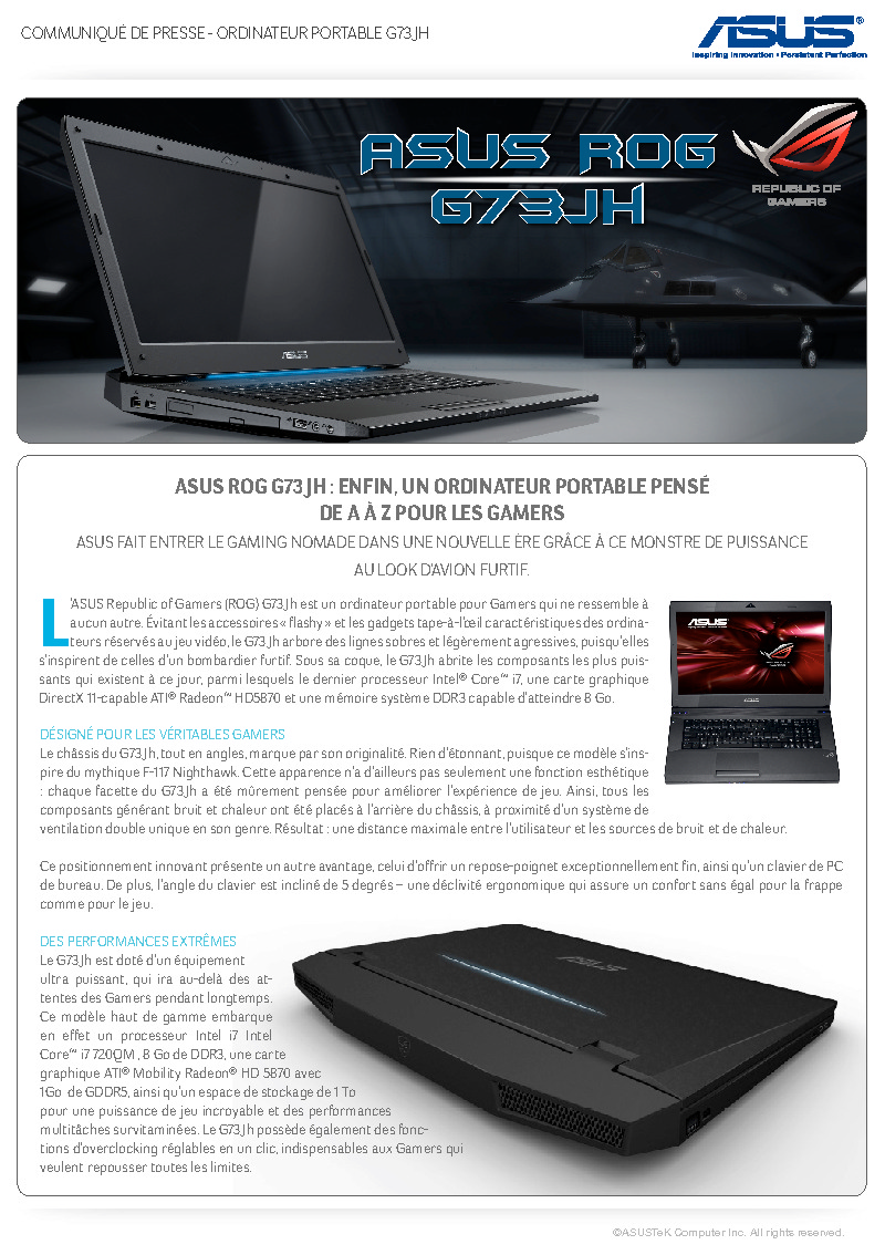 http://www.asus.fr/newsletter/Press_Release/G73Jh/Press_Release_Notebooks_G73Jh.pdf