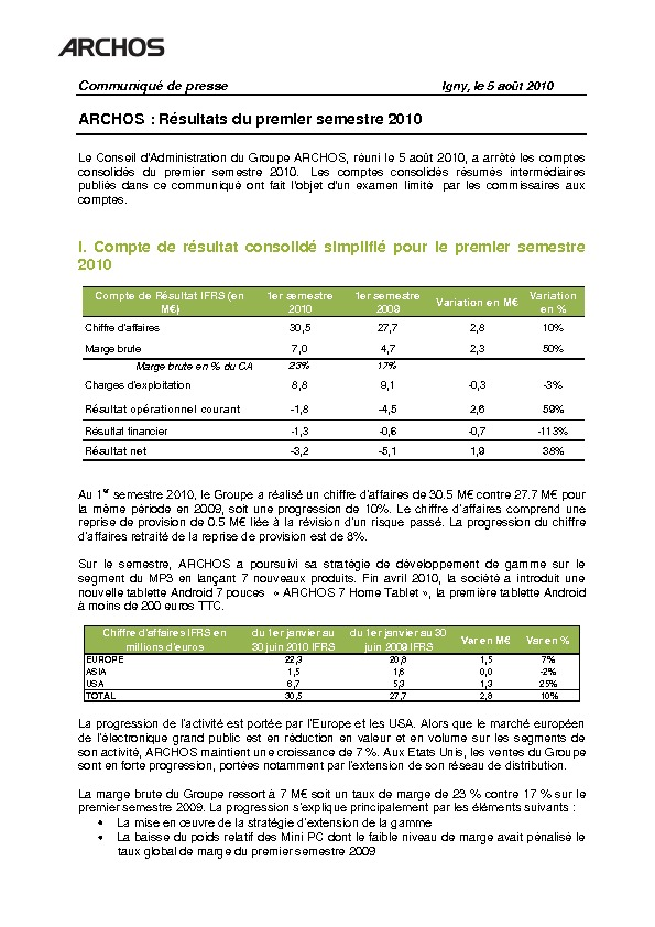 http://www.archos.com/corporate/investors/financial_doc/Results_S1_2010_fr.pdf