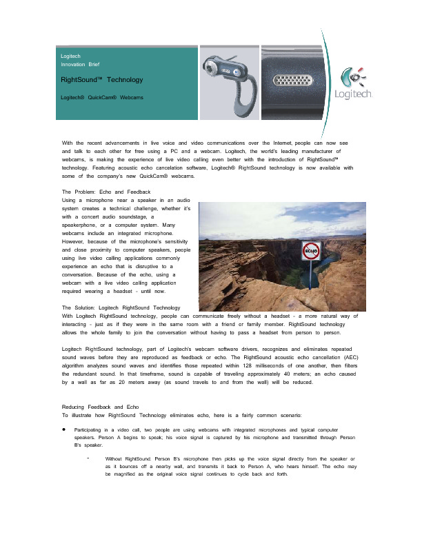 http://www.logitech.com/pub/pdf/cameras/rightsound_innovation_brief_enu.pdf