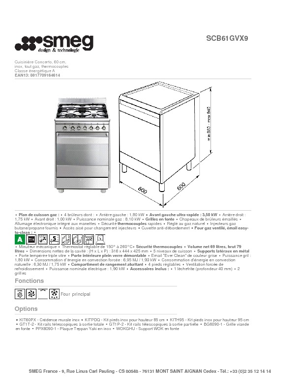 http://www.smeg.fr/Catalogue/Product/Pdf/SCB61GVX9_mini.pdf