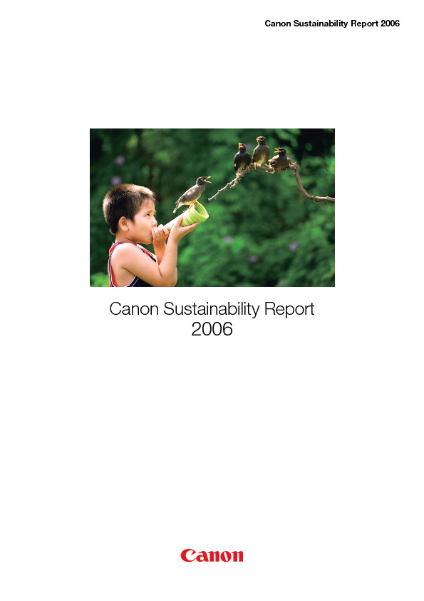 http://www.canon.fr/Images/Sustainability_Report_2006_tcm79-380275.pdf