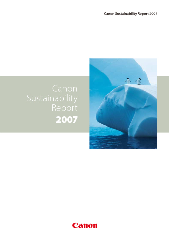 http://www.canon.fr/Images/Sustainability_Report_2007_tcm79-462919.pdf