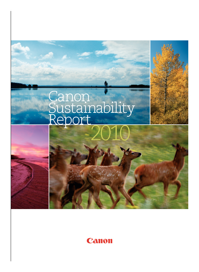 http://www.canon.fr/Images/Sustainability_report_2010_tcm79-892172.pdf