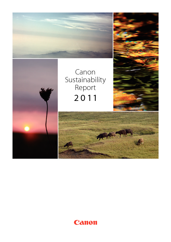 http://www.canon.fr/Images/Sustainability_report_2011_tcm79-892175.pdf