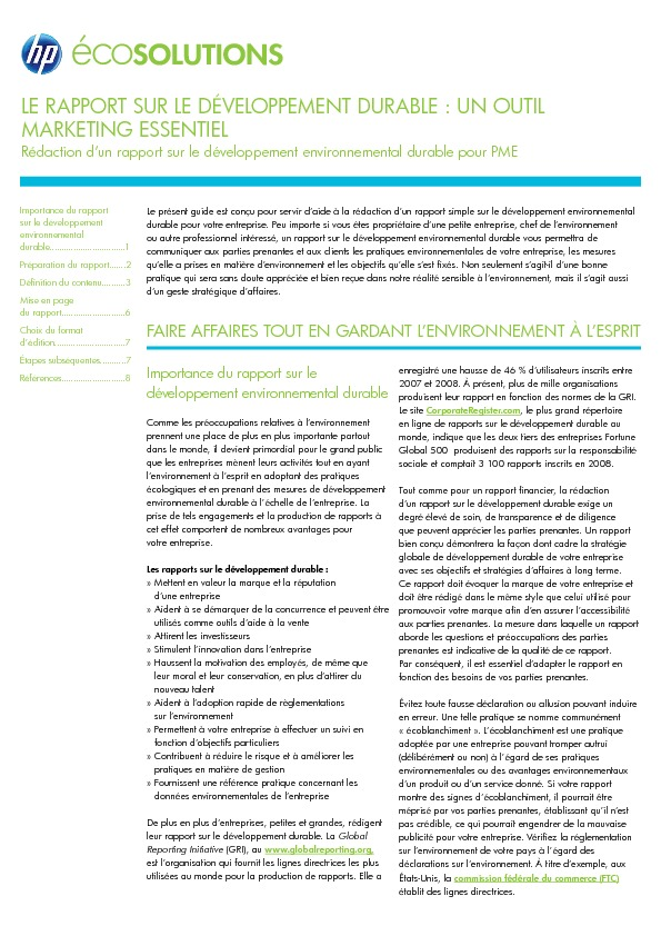 http://www.hp.com/canada/corporate/hp_info/environment/pdf/Sustainability_Reporting_Tool_FR.pdf