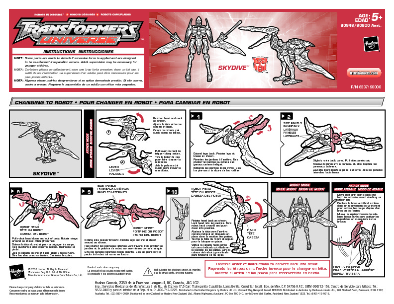 http://www.hasbro.com/common/instruct/Transformers_Universe_Skydive.pdf