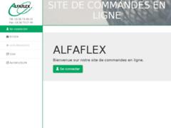 Aperçu du site http://www.alfaflex.fr/