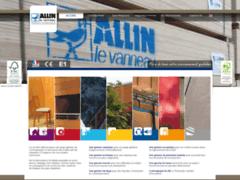 Aperçu du site http://www.allin.fr/