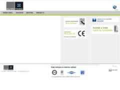 Aperçu du site http://www.alumafel.com/