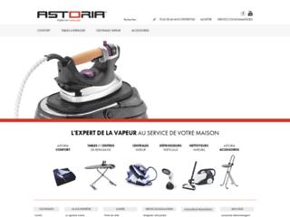 Aperçu du site http://www.astoria.tm.fr/