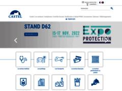 Aperçu du site http://www.castel.fr/