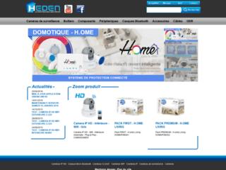 Aperçu du site http://www.heden.fr/