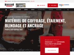 Aperçu du site http://www.ischebeckfrance.fr/