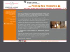 Aperçu du site http://www.jauges-saugnac.fr/