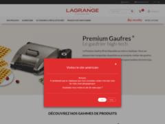 Aperçu du site http://www.lagrange.fr/
