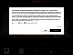 Aperçu du site http://www.miele.fr/
