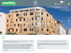 Aperçu du site http://www.paul-mathis.fr/