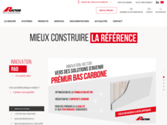 Aperçu du site http://www.rector.fr/