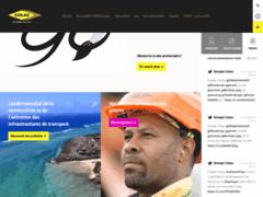 Aperçu du site http://www.sacer.fr/