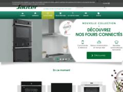 Aperçu du site http://www.sauter-electromenager.com/