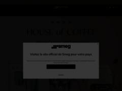 Aperçu du site http://www.smeg.fr/