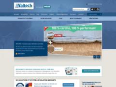Aperçu du site http://www.valtech-isolation.com/