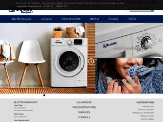 Aperçu du site http://www.vedette.fr/