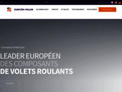 Aperçu du site http://www.zurfluh-feller.fr/